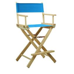 """Casual Home 220-00/021-27 Director Chair, 24""""-Counter Height"""