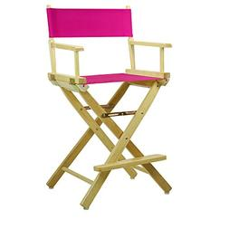 """Casual Home 220-00/021-30 Director Chair, 24""""-Counter Height"""