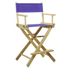 """Casual Home 220-00/021-41 Director Chair, 24""""-Counter Height"""
