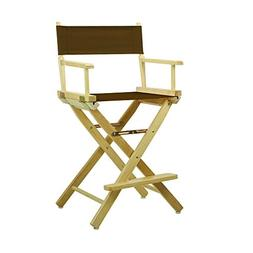 """Casual Home 220-00/021-45 Director Chair, 24""""-Counter Height"""