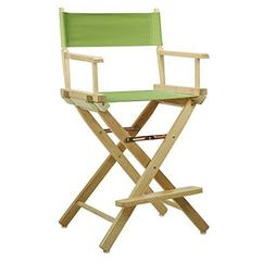 """Casual Home 220-00/021-72 Director Chair, 24""""-Counter Height"""