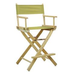 """Casual Home 220-00/021-91 Director Chair, 24""""-Counter Height"""