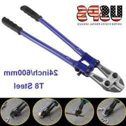 """24"""" inch Bolt Cutter Heavy Duty Jaws FOR Chain Wire Fence Re"""