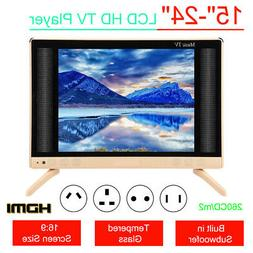 24 Inch Class HD Smart LCD TV Mini LED Television Player HDM