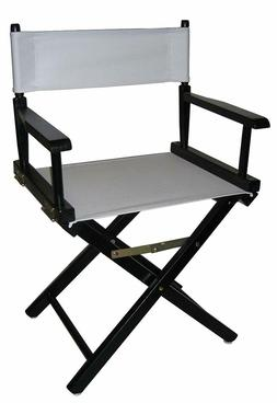 Casual Home 24-Inch Director Chair,black Frame canvas not in