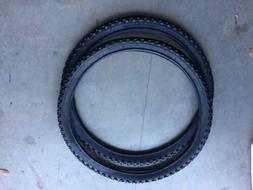 "24"" Inch Tires, 2 Tires Durable, Good Quality!"