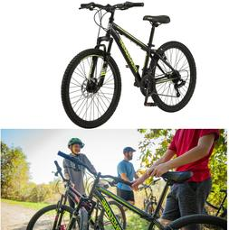 24-inch wheel  Excursion Mountain Bike, 21 Speeds and front