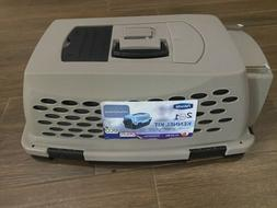 Petmate 2IN1 Kennel Kit 360-degree 24 Inch 10-20lbs *Kennel