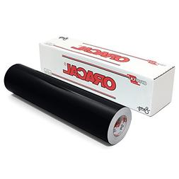 Oracal 651 Glossy Vinyl Roll 24 Inches by 150 Feet - Black