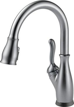 Delta Leland Single-Handle Pull-Down Faucet Touch Kitchen