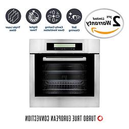 Cosmo C106SIX-PT 24 in. 2 cu. ft. Single Electric Wall Oven