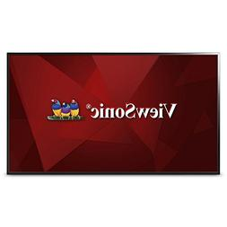 """ViewSonic CDE4302 43"""" 1080p Commercial LED Display with USB"""