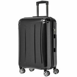 AmazonBasics Oxford Luggage Expandable Suitcase Spinner with