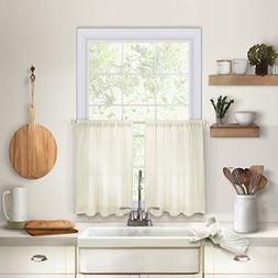 """Elrene Cameron Kitchen Tier Set of Two  - 60""""W x 36""""L"""