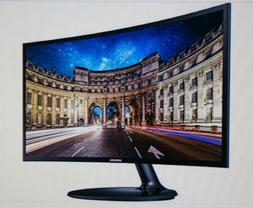 cf392 series curved 24 inch fhd monitor