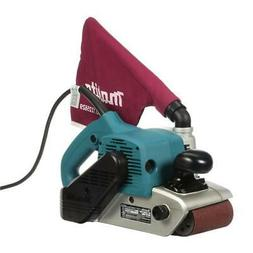 Electric Power Tool Teal 11Amp 4in x 24in Corded Belt Sander