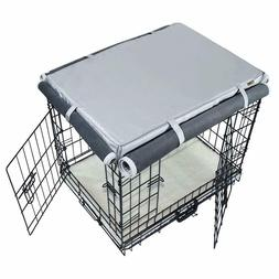 Crate Indoor Outdoor Cover Dog Pets Pet Protection Cage Heav
