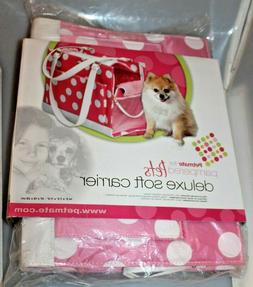 Petmate Deluxe Soft Pet Carrier - Chihuahuas, Yorkshire Terr