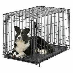 Dog Cage Crate Pet Kennel Metal Folding Door House 18 22 24