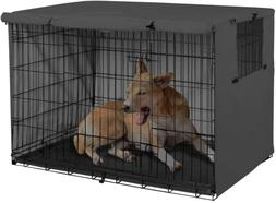 Dog Crate Cover Durable Polyester Pet Kennel Cover Universal