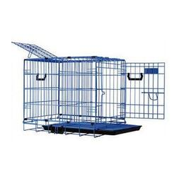 Pet Tek Dreamcrate Professional Series 200 2-Door Crate 24 I