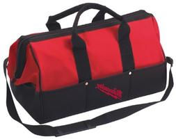 "Milwaukee 24"" Heavy-Duty Soft Contractor Bag"