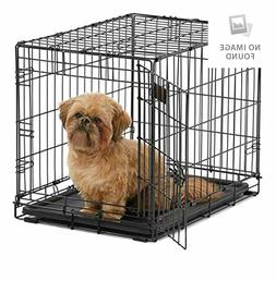 Homes for Pets Dog Crate | iCrate Single & Double Door Foldi