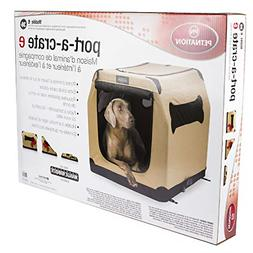 Petnation Port-A-Crate Indoor and Outdoor Home for Pets