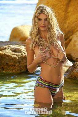 KELLY ROHRBACH SWIMSUIT MODEL Photo Quality Poster - Choose