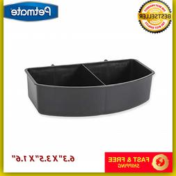 """Petmate Kennel Water Cup,6.3"""" X 3.5"""" X 1.6 New Fast Free Shi"""