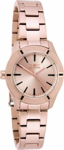 Invicta Women's 18031 Pro Diver Rose Gold-Tone Stainless Ste