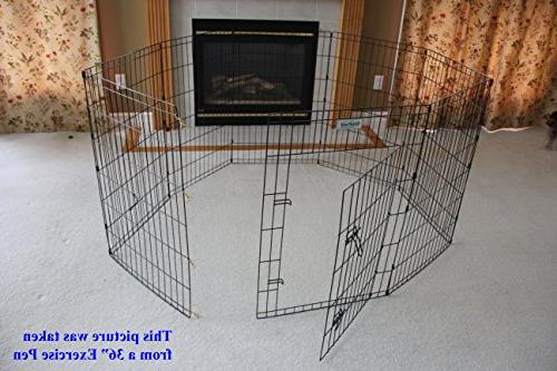 EliteField Soft Playpen, Sizes and Colors for Other Pets