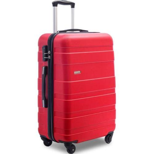 Merax inch inch Luggage Suitcase