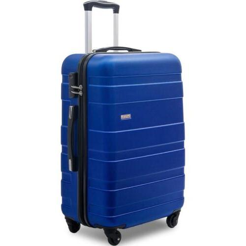 Merax Luggage 24 inch Spinner Suitcase Travel