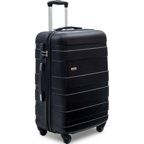 20 24 inch lightweight hardside spinner luggage