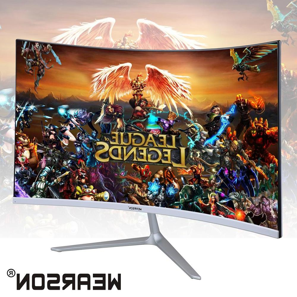 Wearson 23.8 Competition Gaming HDMI input Response