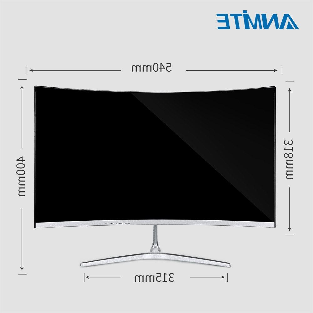 Anmite FHD Hdmi HDR LCD <font><b>Monitor</b></font> Gaming Game Competition <font><b>Computer</b></font> Display Screen