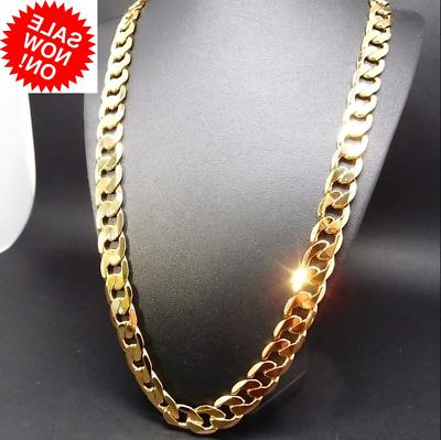 24 Chain 9MM Solid 24K