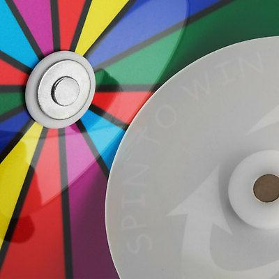 24 Inch Color Wheel Stand Fortune