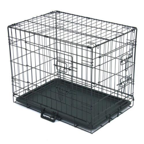 "24"" INCH Kennel Cage 2 Divider Tray NEW"