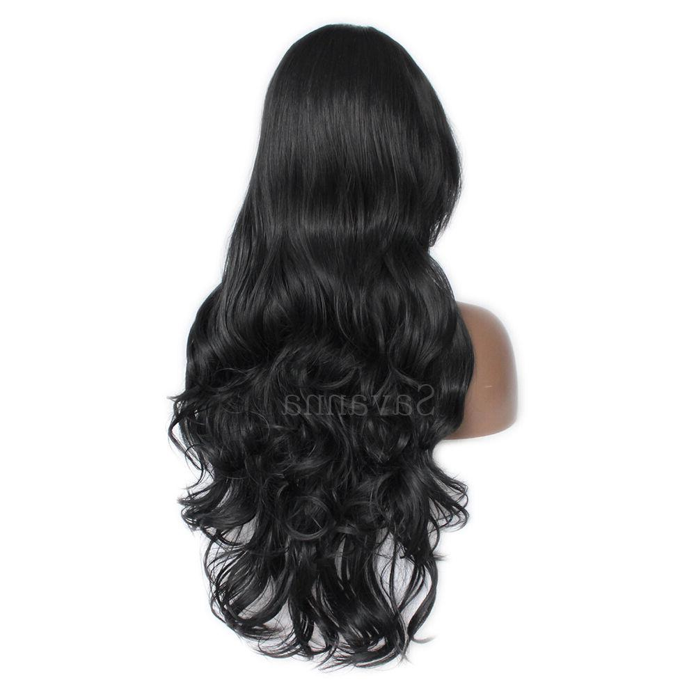 24 Body Wave Synthetic Wigs Hair Wig