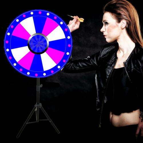 24inch wheel multiple customize color prize slots