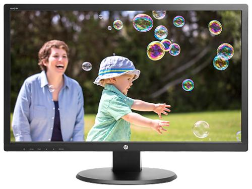 "HP 24uh LED Monitor 24"" 1 VGA; 1 