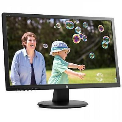HP LED Backlit Monitor | | 1 VGA; DVI |