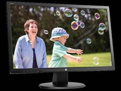 HP Backlit Monitor | 1 VGA; DVI | Gaming K5A38AA#ABA