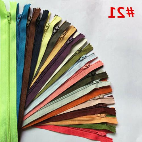 5PCS Nylon Coil Tailor Sewer &FGDQRS 20