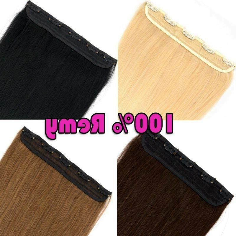 8-24Inch Clip in Human Hair Real Best