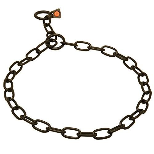 Herm Steel Fur Saver - for Neck Size of 21-22 inch