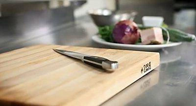 BoosBlock Commercial 1 Maple Cutting x Wood, General Chopping Board, Rectangle