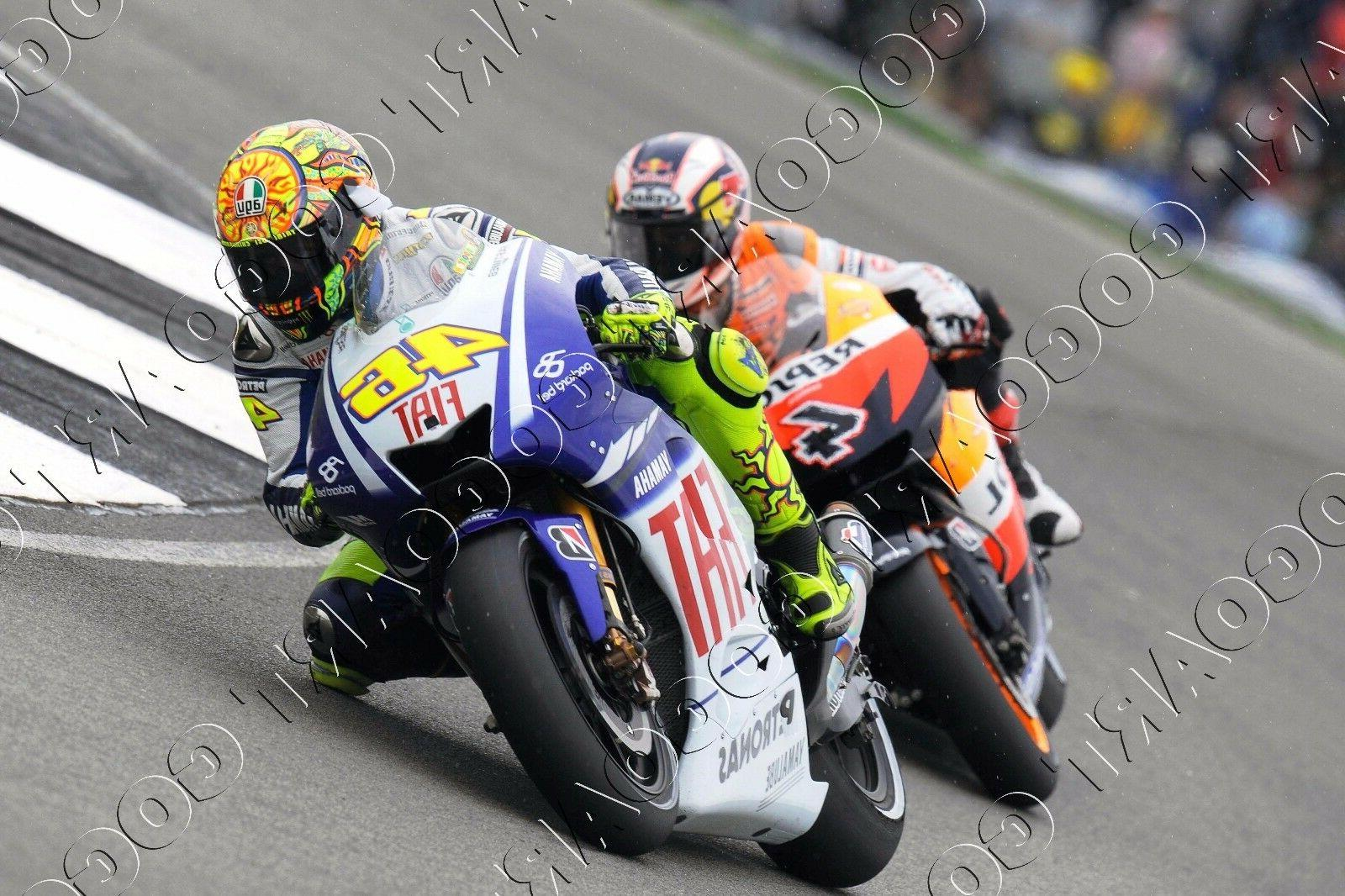 Canvas print wall decor Motorcycle motogp Valentino Rossi ns